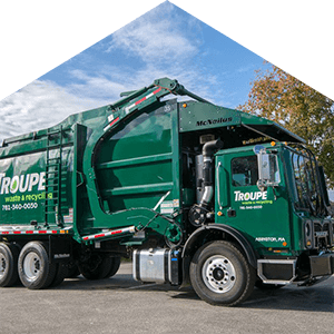 Commercial Waste Services Troupe waste