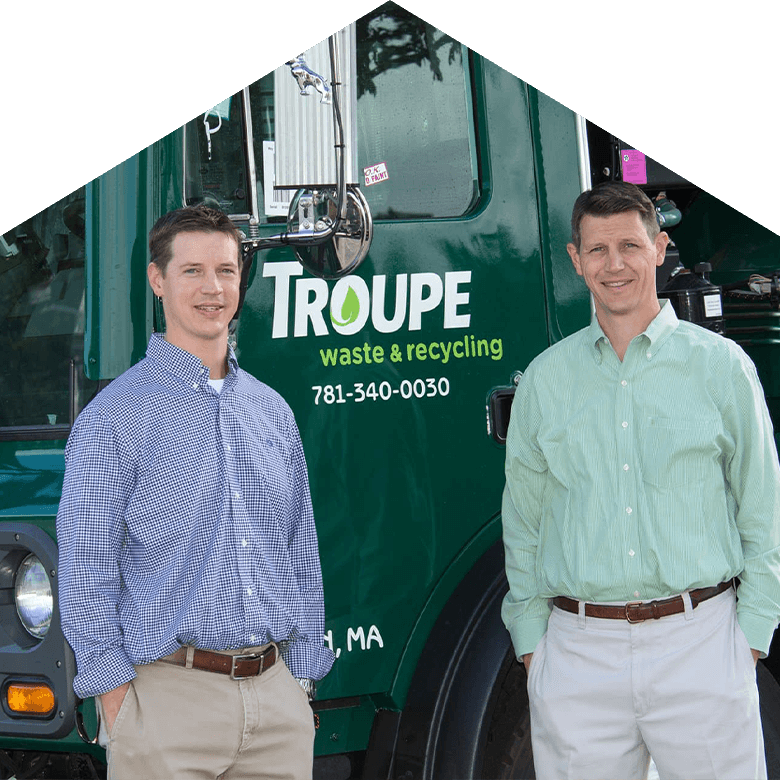 Troupe Waste and Recycling Team