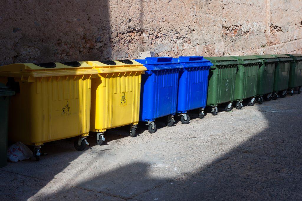 dumpster rental for waste removal